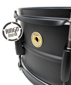 Tama Metalworks Black Steel BST1465BK 14 x 05 Snare Rullante Drum Drums Batteria 1