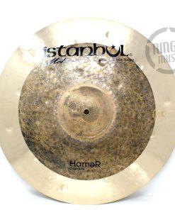 Istanbul Mehmet Hamer Crash Ride 20 Piatto Piatti Cymbal Cymbals
