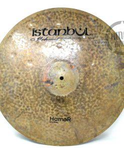 Istanbul Mehmet Hamer Dry Ride 22 Piatto Piatti Cymbal Cymbals