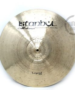 Istanbul Mehmet Legend Dry Crash 18 Piatto Piatti Cymbal Cymbals