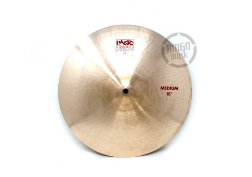 Paiste 2002 Medium Crash 16 Cymbal Cymbals Piatto Piatti