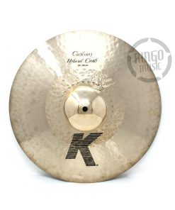 Zildjian K Custom Hybrid Crash 18 Cymbals Cymbal Piatti Piatto