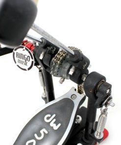DW 5002 Pedale Doppio per Cassa Turbo 5002TD4 Drum Batteria