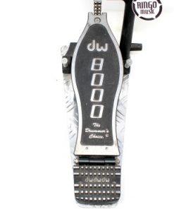DW 8000 Double Bass Drum Pedal Drums Batteria Pedale Doppio