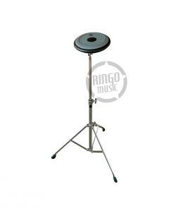 Dixon PDP48 PSP48 Practice Drum Pad Allenamento Allenatore Batteria Snare Drumsnare Snaredrum Supporto Stand Rullante