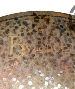 Meinl Byzance Extra Dry Medium Ride 22 B22EDMR Cymbals Cymbal Piatto Piatti