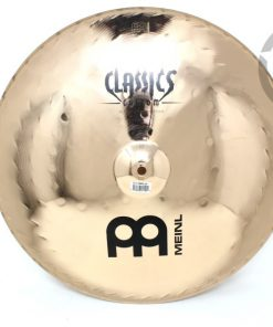 Meinl Custom Extreme Metal Stack 16 18 CC16_18EMS-B Cymbal Drum Drums Batteria Piatti Crash China