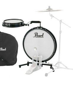Pearl PCTK1810BG compact traveler set custodie batteria drumset bags