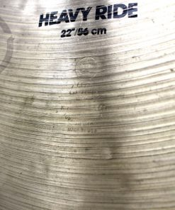 Zildjian K Heavy Ride Cymbal Drum Drums Batteria Piatti