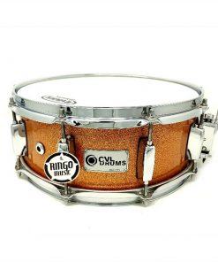CVL Drums Snare 14x5.5 Betulla Birch Drum Snaredrum Batteria Rullante 5