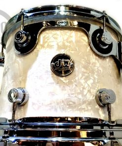 DW Performance 24 White Marine Pearl Drum Drums Bateria