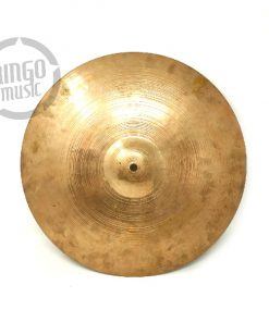 Paiste 2002 16 1980 Vintage Crash Cymbal Cymbals Piatto Piatti Drum Drums Batteria