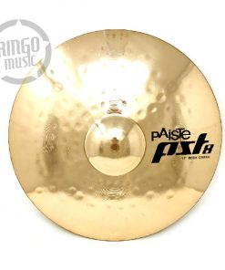 Paiste Pst 8 Rock Crash 17 Cymbal Cymbals Piatti Piatto Drum Drums Batteria