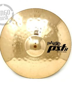 Paiste Pst 8 Rock Crash 18 Cymbal Cymbals Piatti Piatto Drum Drums Batteria