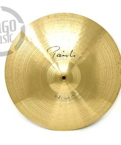 Paiste Signature Full Crash 17 Cymbal Cymbals Piatto Piatti Drum drums Batteria
