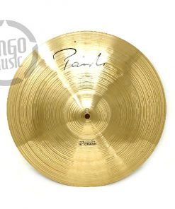 Paiste Signature Precision Crash 16 Cymbal Cymbals Piatto Piatti Drum drums Batteria