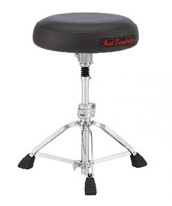 Pearl sgabello D-1500SP con molla seduta rotonda