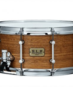 "Tama SLP Bold Spotted Gum 14x6.5"" Satin Natural LSG1465 Snare Drumsnare Snaredrum Rullante"