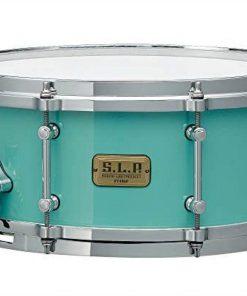 "Tama SLP Fat Spruce Abete 14x6"" Turquoise LSP146-T Snare Drumsnare Snaredrum Rullante"