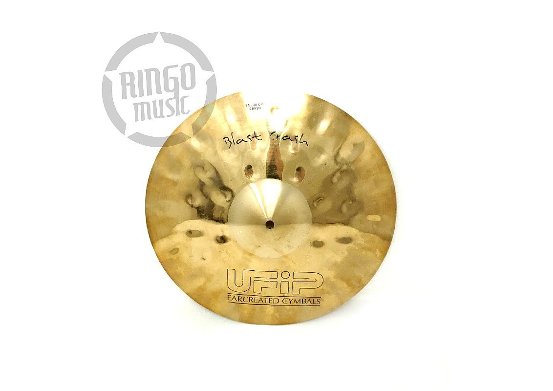 Ufip Experience Series Blast Crash 15 Piatto Piatti Cymbal Cymbals ES-15BTC
