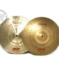 Ufip Natural Series Light Hi-Hat 15 Piatto Piatti Cymbal Cymbals NS-15LHH (1)