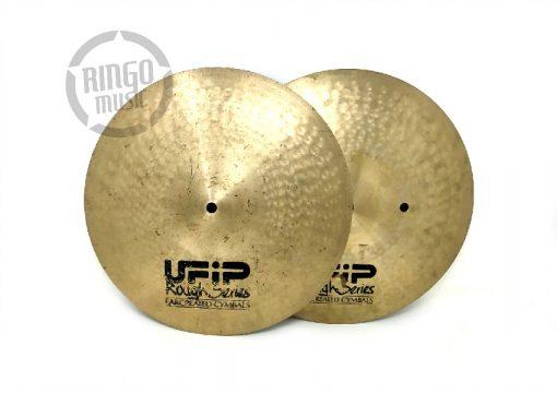 Ufip Rough Serie H-hat 13 Piatto Piatti Cymbal Cymbals Drum Drums bateria sito