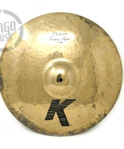 Zildjian Custom Session Steve Gadd Ride 18 Piatto Piatti Cymbal Cymbals Drum Drums bateria