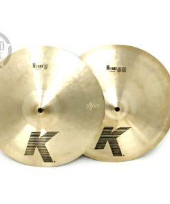Zildjian K Hi-hat 13 Drum Drums cymbal Cymbals Batteria Piatto Piatti