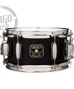 "Gretsch Blackhawk Mighty Mini Pioppo 10x5.5"" BH-5510-BK snare snaredrum rullante drumsnare"