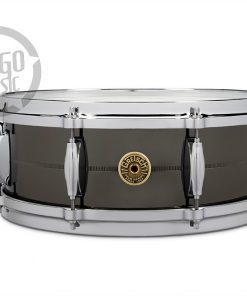 "Gretsch Solid Steel 14x5"" G4160SS Made in Usa snare snaredrum rullante drumsnare"