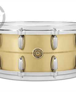 "Gretsch Usa Custom Bell Brass 14x6.5"" G4169BBR snare snaredrum rullante drum drums drumsnare alluminio"