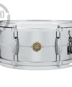 "Gretsch Usa Custom Chrome Over Brass COB 13x6"" G4168 snare snaredrum rullante drum drums drumsnare ottone"
