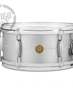 "Gretsch Usa Custom Solid Aluminum 13x6"" G4168SA snare snaredrum rullante drum drums drumsnare alluminio"
