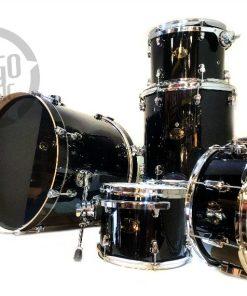 Ludwig Element Maple Birch 22 drum drums drumset batteria
