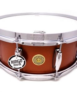 Gretsch Broadkaster Satin Copper Mist 14x5.5 Drum Drums Snaredrum Rullante Batteria