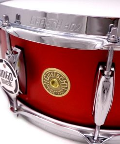 Gretsch Broadkaster Satin Dakota Red 14x5.5 Drum Drums Snaredrum Rullante Batteria