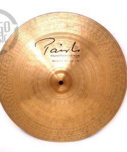 Paiste Innovation Medium China 18 Cymbal Cymbals Piatto Piatti Drum Drums Batteria