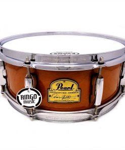 Pearl Omar Hakim Signature 14x5 Mahogany Mogano Drum Drums Snaredrum Batteria rullante