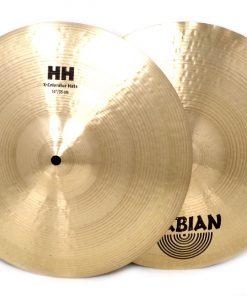 Sabian HH X-celerator 14 Hi-hats charleston charlie Drum drums batteria