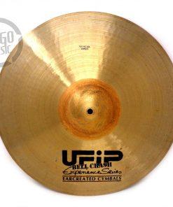 Ufip Experience Bell Crash 18 Selezione RingoMusic Cymbal Cymbals Piatto Piatti Batteria