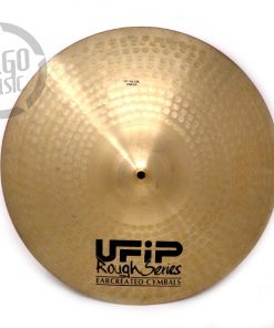 Ufip Rough Series Crash 19 Selezione Ringomusic Cymbal Cymbals Piatto Piatti Drum Drums Batteria