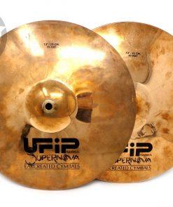 Ufip Supernova Hi_hat 13 Cymbal Cymbals Piatto Piatti Drums Drum Batteria
