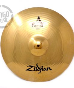 Zildjian A Custom Crash 16 Cymbal Cymbals Piatto Piatti Drum Drums Batteria