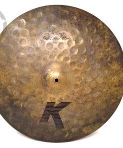 Zildjian K Custom Dry light Ride 20 Cymbal Cymbals Piatto Piatti Drum Drums Batteria