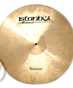 Istanbul Mehmet Ride 22 Cymbal Cymbals Piatto Piatti Drum Drums Batteria
