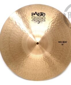 Paiste 2002 Big Beat Crash Ride 19 Cymbal Cymbals Piatto Piatti