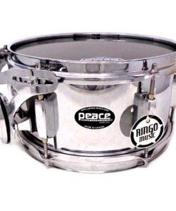 Peace Snare Snaredrum 10 aluminum Drum Drums Batteria Rullante