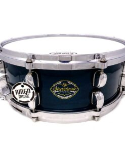 Tama Starclassic Maple Shell 14x5.5 Blue Lacquer Drum Drums Snare Snaredrum Batteria Rullante made in japan