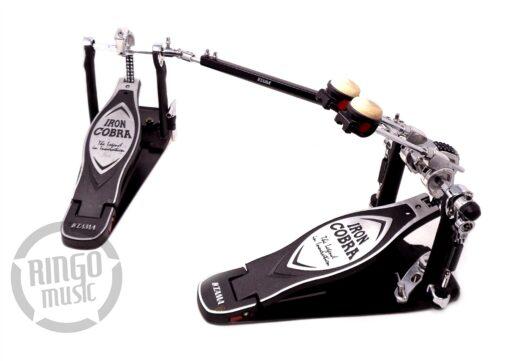 Tama Iron Cobra 900 Power Glide HP900PWN Drum Drums Batteria Pedale Pedal Double Doppio