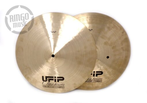 Ufip Class Series Hi-Hat 15 Selezione Ringomusic Cymbal Cymbals Piatto Piatti Drum Drums Batteria